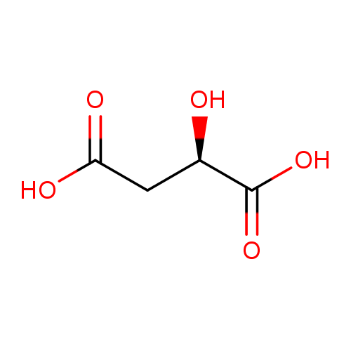IUPAC: (2R)-2-hydroxybutanedioic acid